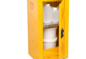 flammable cabinet storage