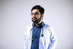 a male doc